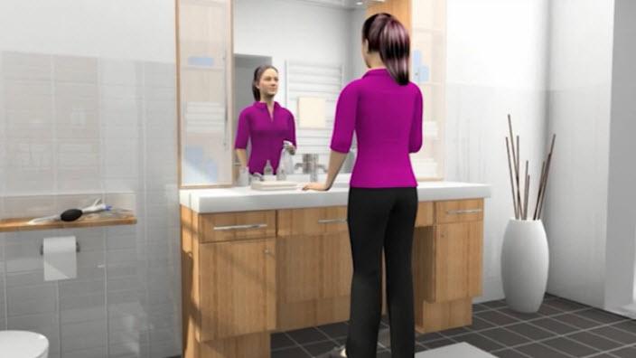 SpeediCath® Compact Katheter für Frauen