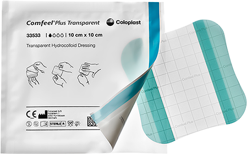 Comfeel ® Plus Transparent