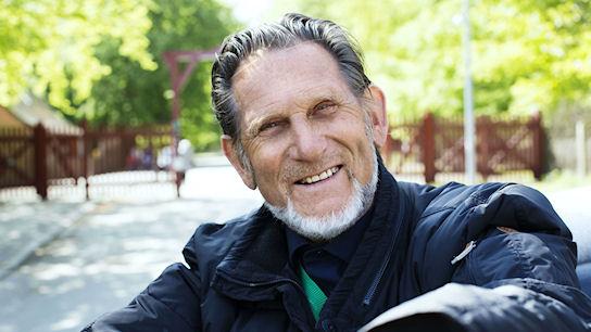 Portrait von Hans